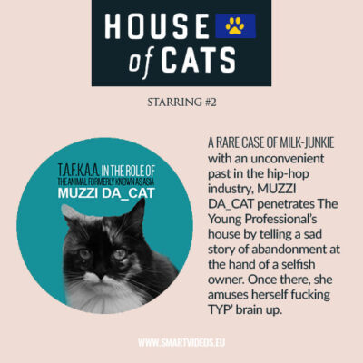 house of cats - character