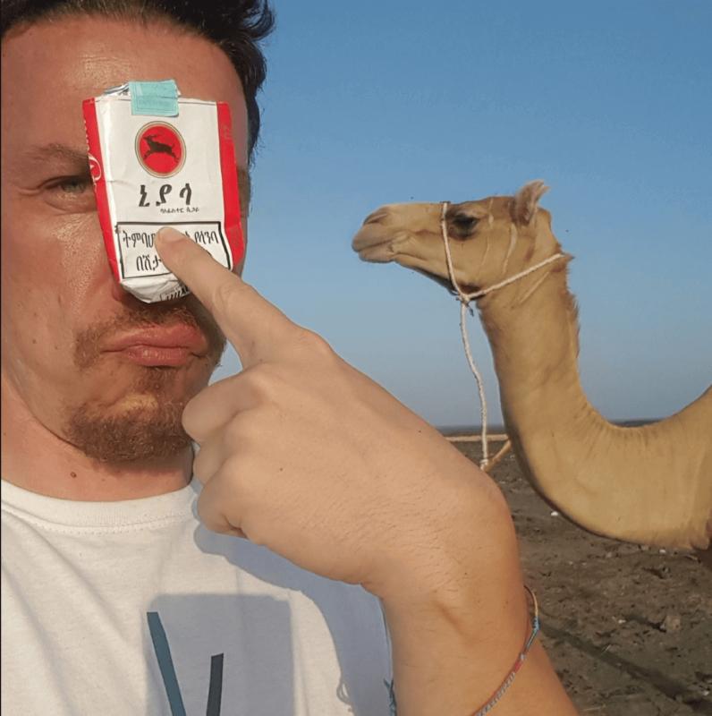 Vloggin in Ethiopia