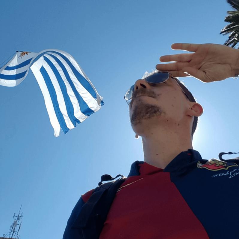 Vlogging in Uruguay