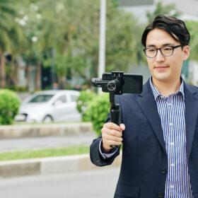 stabilizer smartphone video-making